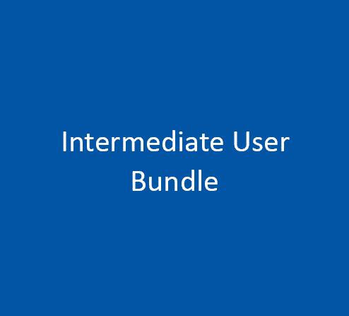 Waters Empower Training - Intermediate User Bundle